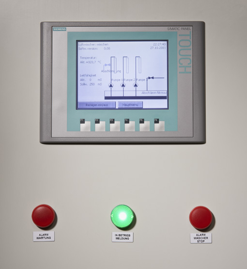 bedieningspaneel controll panel Schaltschrank