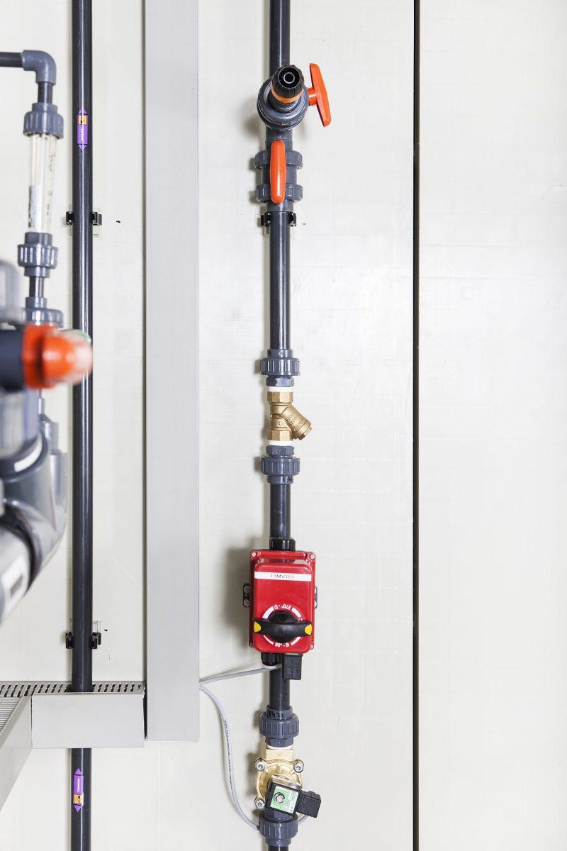 AEC natwasser leidingwerk